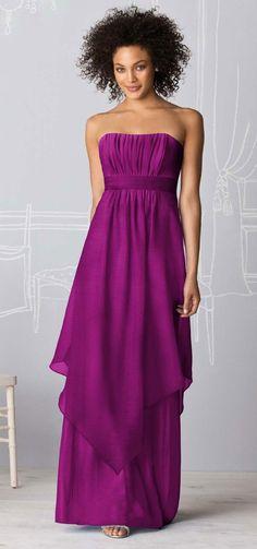 PLUM DRESSES | Plum Bridesmaid Dress