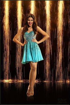 Zendaya Coleman. I finally found out her last name... :)