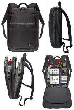 9a0adf13114 14 Best Mens Minimalist Laptop Backpacks images   Modern backpack ...