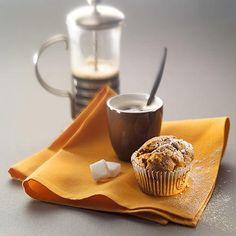 pumpkin & chickpea muffins