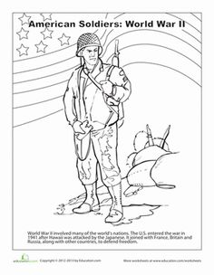 Word war two colouring map world war two ww2 world war for Cold war coloring pages