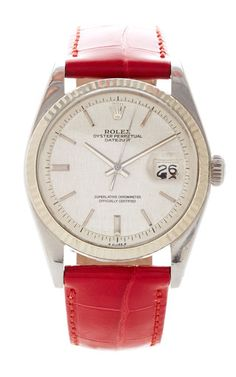 Rolex Datejust 1601 by CMT FINE WATCH AND JEWELRY ADVISORS Now Available on Moda Operandi