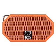 Special Offers - Altec Lansing IMW257-ORG Mini H2O Waterproof Sandproof Snowproof and Shockproof Bluetooth Speaker Orange - In stock & Free Shipping. You can save more money! Check It (August 29 2016 at 12:12AM) >> http://hometheatersusa.net/altec-lansing-imw257-org-mini-h2o-waterproof-sandproof-snowproof-and-shockproof-bluetooth-speaker-orange/