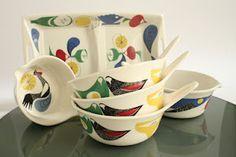 Vintage Design Cologne: Figgjo Flint A La Carte Ceramic Tableware, Ceramic Decor, Norway Culture, Pop Culture, Pottery Teapots, Scandinavian Art, Flea Market Finds, Art Object, Vintage China