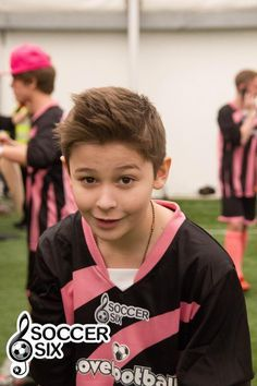 Leo in Soccer six