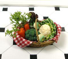 Basket of Vegetables | Flickr - Photo Sharing!