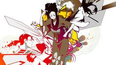 Anime 1920x1080 anime Samurai Champloo Fuu Mugen Jin (Samurai Champloo)