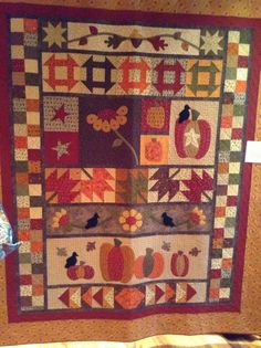 Timeless Traditions, Never Enough Pumpkins by Stitches and Sew Forth