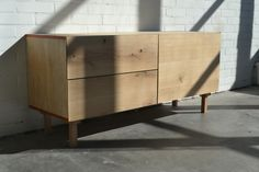 dressoir // eiken // padoek // hout // wood // oak // sectiec // eindhoven // ddw14