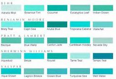 Aqua Paint Colors Bing Images House Painting Shades Of Turquoise Color
