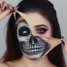 "Gefällt 109.2 Tsd. Mal, 775 Kommentare - Art Sharing Network (@artistic_unity_) auf Instagram: ""What will you be for Halloween 🎃 Amazing idea by @giuliannaa . . 👉Follow @artistic_unity_ 🔥 . Tag…"""