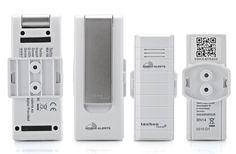 Technoline MA 10001 Mobile Alert Home Monitor #mobilealert #homealert #home #IOSforhome #bitcoin