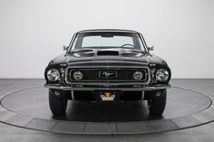 1968 Ford Mustang GT Restored 1 of 102 Mustang GT 428 Cobra Jet V8 4 Speed - See more at: http://www.rkmotorscharlotte.com/sales/inventory/new_arrival#!/1968-Ford-Mustang-GT/134779/272154