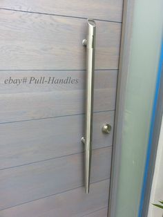 Stainless Steel Front Door Handles