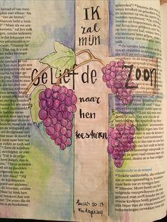 Biblejournaling Handlettering Pasen  Bibleart