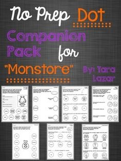HALLOWEEN!!  This pack targets 9 speech and language goals!