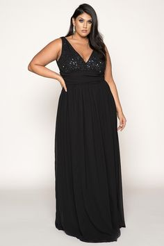 Neck gown plus size gowns formal, plus size bridesmaid, plus size Plus Size Gowns Formal, Plus Size Black Dresses, Plus Size Evening Gown, Plus Size Wedding Guest Dresses, Bridesmaid Dresses Plus Size, Plus Size Party Dresses, Plus Size Outfits, Evening Gowns, Wedding Dresses
