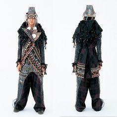New Folklore Style~クラフトマンシップの精神~ | 装苑賞