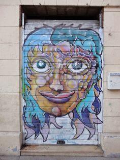 Fabulous street art from France