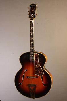 AR4407 Gibson Super 400 1936