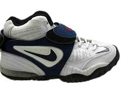 finest selection 9d1a8 de05b Model Nike Air Adjust Force Year 1996 Worn by Countless Nike NCAA Schools