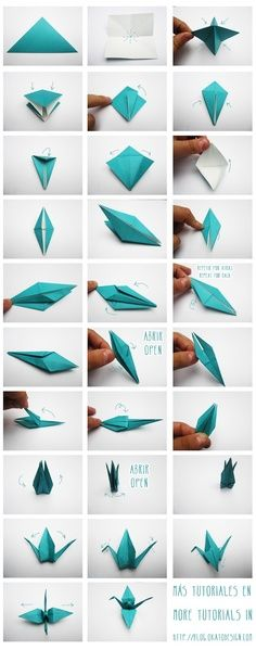 Flower with Paper ~ Repin it to Thank me!