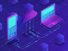Isometric cloud storage concept isometric design smartphone infographic networking background business vector technology page home page storage cloud design development website web app landing page banner concept isometric Vector Technology, Technology Design, Technology Gadgets, Technology Wallpaper, Technology Background, Futuristic Technology, Business Technology, Medical Technology, Computer Technology