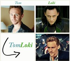 This actually scares me a bajillion times more than just Loki. I would NOT want to piss him off.