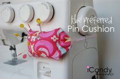 the Preferred Pin Cushion