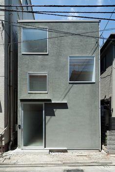 Image 1 of 17 from gallery of Urban Hut / Takehiko Nez Architects. Photograph by Takumi Ota Photography