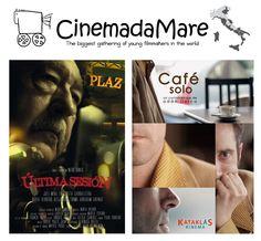ÚLTIMA SESIÓN, de Natxo Fuentes, y CAFÉ SOLO, de Adán Llorca, seleccionados por el festival CinemadaMare que recorrerá Italia este verano.