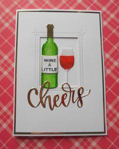 Seven Hills Crafts Blog: Wine A Little