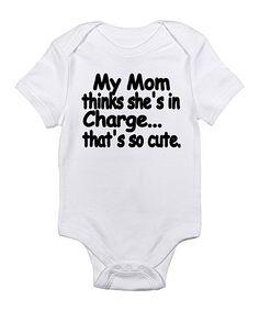 That's So Cute' Bodysuit - Infant