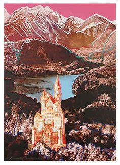 Art 34x19 Inch Kuala Lumpur Art Print
