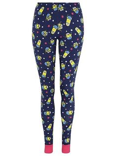 Minions Pyjama Bottoms, read reviews and buy online at George. Shop from our latest range in Women. Stay warm and comfy with these gorgeous Minions pyjama bo...