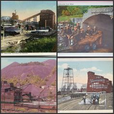 from the Past, Great Coal mines of Northeast Pennsylvania