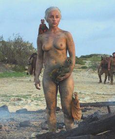nude with three girls