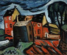 peira:  Patrick Millard:  The Red Mill (1940)