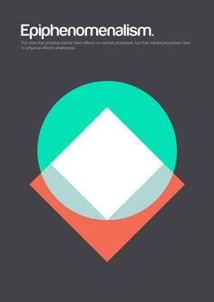 "A huge favorite for ""Philographics"" an excellent series of minimalist posters created by graphic designer Genis Carreras offers a comprehensive overview of the various currents of philo… Philosophy Theories, Philosophy Quotes, Shape Design, Design Art, Geometric Shapes Design, Geometric Artwork, Design Elements, Logo Design, Minimalist Poster Design"