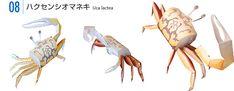 Hermit Crab (via Konica)
