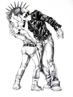 Punk love!