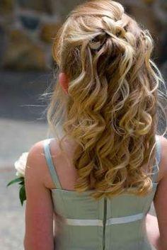 Flower Child Hairstyle 2012 655