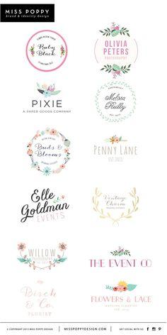 all cute logos