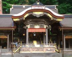 諏訪神社 本宮