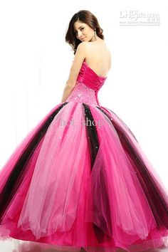 Pink.... | Barbie Pink Wedding n Quinceanera Gowns | Pinterest | Pink