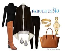 How to wear a cape coat with style | Fabulous After 40
