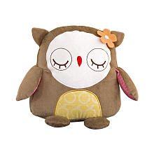 sewing inspiration - CoCaLo Baby In the Woods Plush Owl - Cocalo - Softies, Plushies, Owl Crib Bedding, Burlington Coat Factory, Owl Bird, Vintage Owl, Military Discounts, Handmade Art, Needle Felting