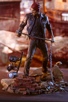 Win An Infamous: Second Son Delsin Rowe Statue - http://videogamedemons.com/win-an-infamous-second-son-delsin-rowe-statue/