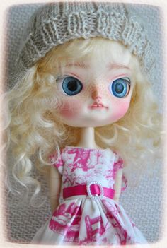 RESERVED for Cami  OOAK Custom Dal doll hand by BlytheinWonderland, $200.00