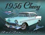 1956 Chevrolet...when a car was distinguishable